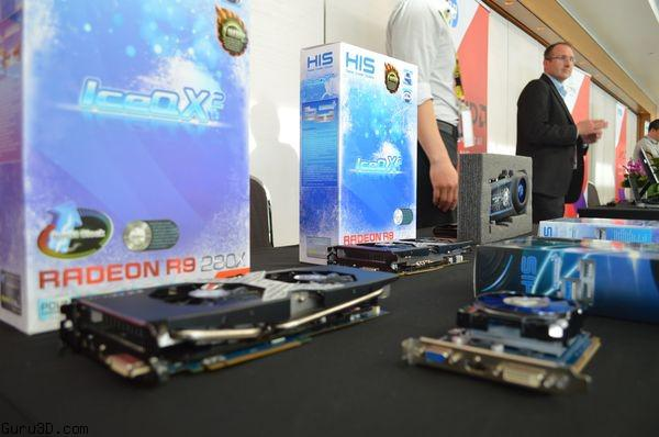 AMD Radeon R9 and R7 graphics cards