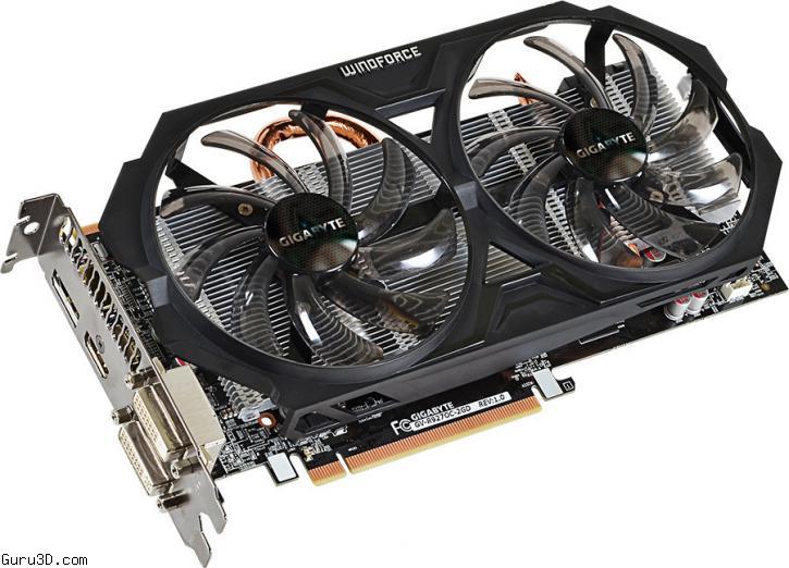 Gigabyte Radeon R9 270 Overclock Edition