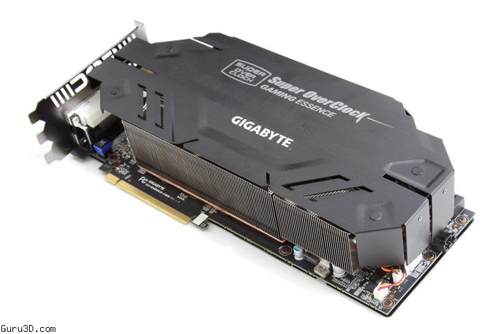 Gigabyte GeForce GTX 680 SOC review