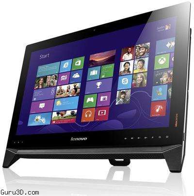 Lenovo IdeaCentre B550 All-In-One Desktop PC