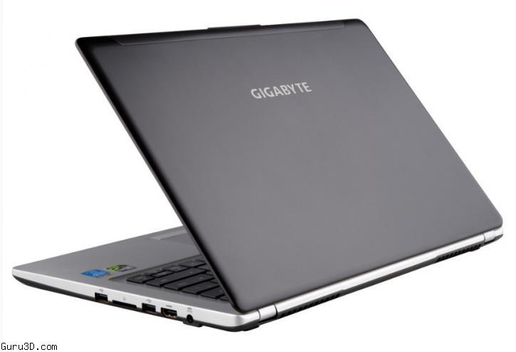 Gigabyte P34G v2 14-Inch Gaming Laptop