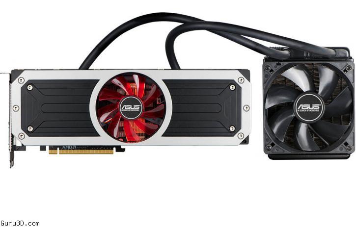 Một số hình ảnh của card màn hình ASUS Radeon R9 295X2 | Congnghe.