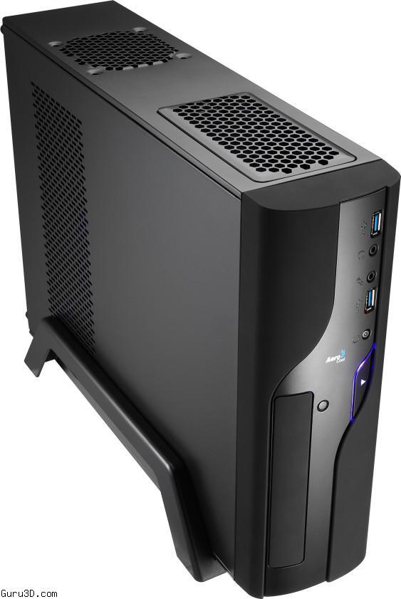 Aerocool Offers QS-101 and QS-102 Slim PC Cases