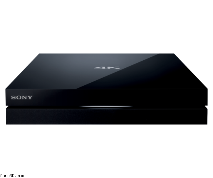 Sony FMP-X5 4K Media Player does HEVC Netflix and 4K