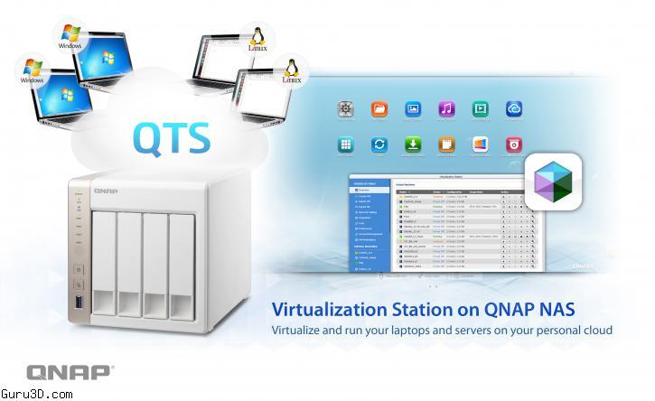 QNAP TS-x51 next Generation NAS