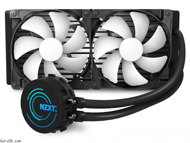 NZXT Kraken X41 and Kraken X61 Liquid CPU Coolers Available