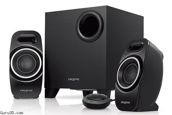 Creative T3250 2 1 Wireless Speaker System