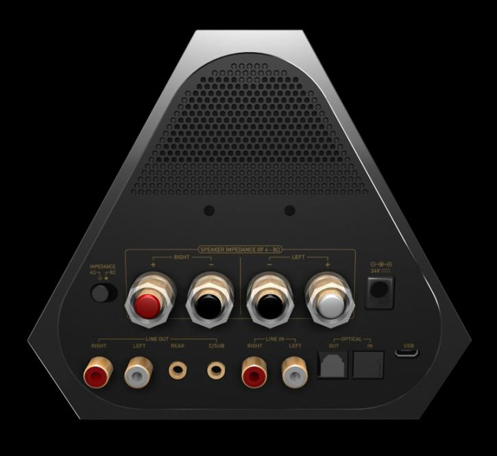 Creative Sound Blaster X7 announced