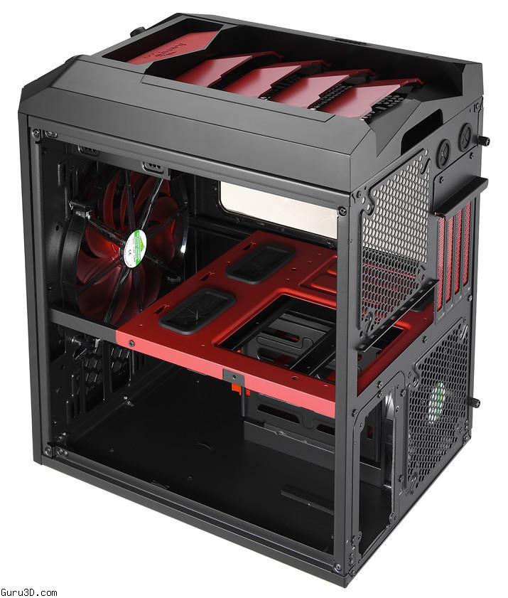 aerocool xpredator cube pc chassis aerocool xpredator cube pc chassis