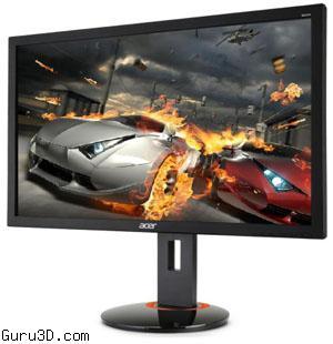 Acer Will release 27-Inch 1440p TN Film XB270HU G-sync 144Hz