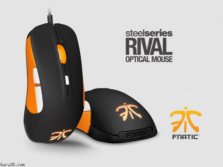 fe4bf3e0521 SteelSeries and Fnatic Gaming Peripherals