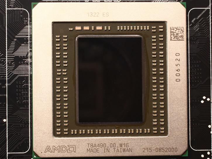 AMD Radeon R300 Grenada is 380X, Fiji is 390X and Bermuda is 395x2