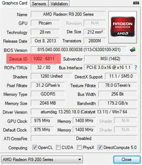 AMD Radeon Rx 300 cards Reveal themselves in 15 3 Driver