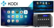 QNAP Adds Improved Multimedia Entertainment with Kodi (XBMC)