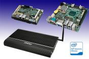 Broadwell Embedded System and Embedded Boards from MSI