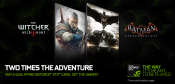 Nvidia adds Witcher 3 & Batman: Arkham Knight to GeForce GTX Bundle