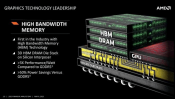 AMD Confirms HBA High Memory Bandwith for Graphics Cards