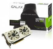 GALAX and KFA2 GeForce GTX 960 EXOC White Edition
