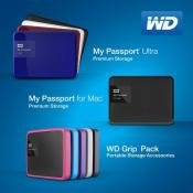 WD Redesigns My Passport Ultra