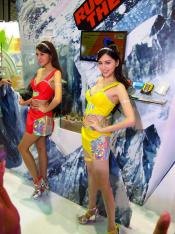 Computex 2015 - Some Booth Girls of Computex