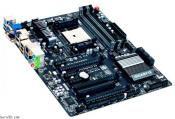 Gigabyte GA-F2A85X-UP4 Trinity motherboard rears it's head