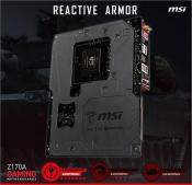 MSI Z170A XPOWER Gaming Titanium Edition Motherboard