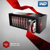 Western Digital Red Pro 6 TB Hard Drive for NAS