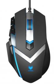 Rapoo V800S RGB Mechanical Keyboard and V910 MMO Laser Mouse