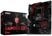 MSI Announces H170 and B150 Based Gaming Series Motherboards