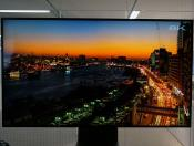 Sharp offers the first 85in 8k Ultra HDTV for 120.000 euro