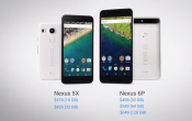 Google Launches Nexus 5X and Nexus 6P