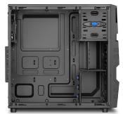 Sharkoon T3 and VG5 Series ATX Cases