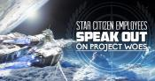 Star Citizen Employees Speak Out on Project Woes - Crash and Burn ?