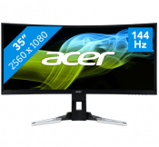 Acer 35in Ultra-wide Predator XZ350CU Has FreeSync and 144Hz