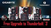 New firmware update brings Thunderbolt 3 support to selected Gigabyte motherboards