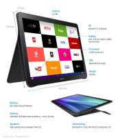 Galaxy View tablet has 18.4-inch screen