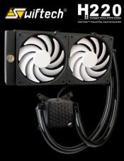 Swiftech H220 all-in-one liquid cooler