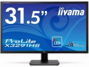 Iiyama ProLite X3291HS is a 31.5-Inch Full HD Monitor With Blue Light Reduction