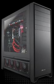 More Corsair Obsidian 900D Chassis Photo's