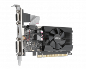 MSI releases GeForce GT 710