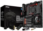 MSI Announces X99A GODLIKE Gaming Carbon Motherboard