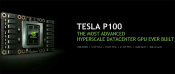Nvidia announces Tesla P100 data-center GPU