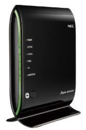NEC Aterm WG2200HP Dual-Band WiFi Router