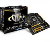 ASRock Z170M OC Formula the Only Motherboard to Support G.Skill DDR4-4333 Memory