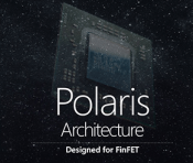 AMD Shows Polaris 10 and Polaris 11 ASIC Images