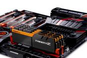 G.Skill Now Offers 5 New Color Schemes for Trident Z Series DDR4 Memory
