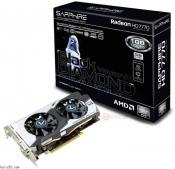 Sapphire  Radeon HD 7770 Vapor-X Black Diamond Graphics Card