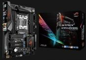 ASUS ROG Strix and All-New X99 Signature Motherboards