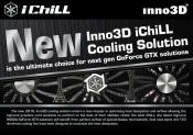 Inno3D iChill X4 Ultra Cooling Solution for GTX 1080 and others