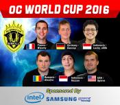 G.SKILL Hosts OC World Record Stage and OC World Cup